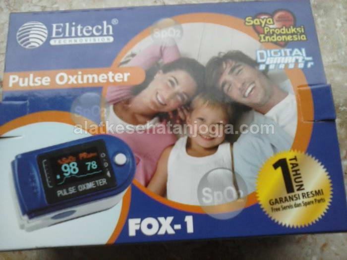 pulse oximeter, elitech fox 1