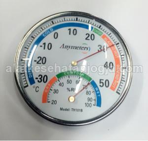 Thermo - Hygrometer Manual Anymetre