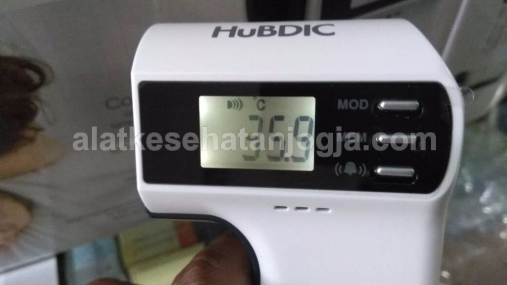 Thermometer Infrared Digital HuBDIC FS-300