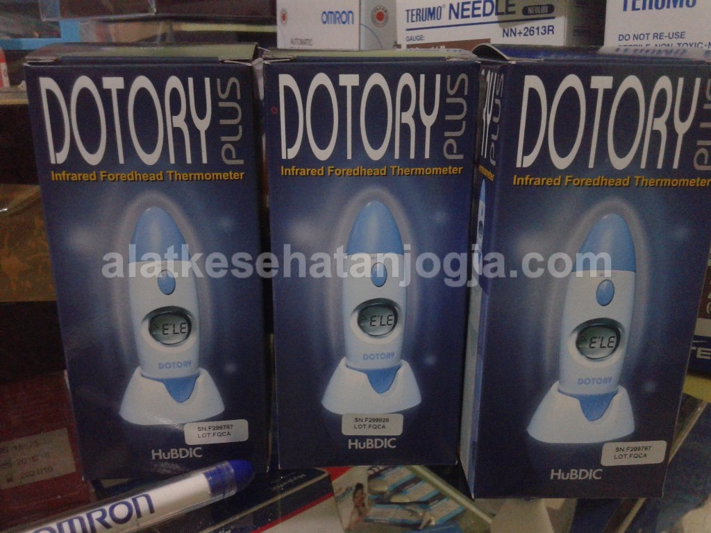 Thermometer dahi telinga Infrared Digital Dotory Plus FS 100