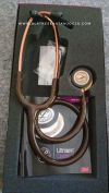Littmann Classic III Stethoscope, Copper-Finish Chestpiece (Chocolate Tube), 27 inch, 5809